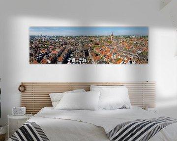 Panorama Delft