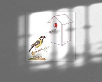 Hausbesichtigung von Studio Mattie
