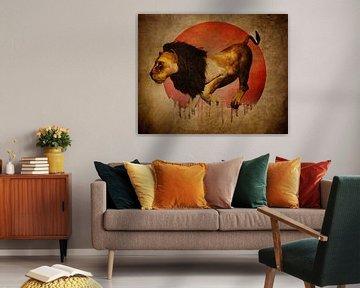 Klimawandel - Jagd auf Löwen von Jan Keteleer