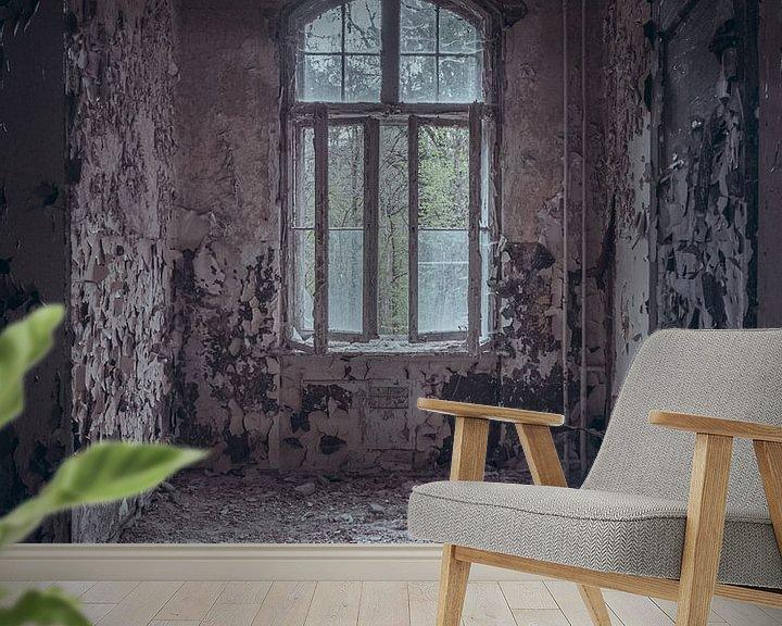 Beispiel fototapete: Verlaten plekken: alles verweerd von Olaf Kramer