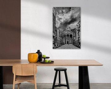 Black/White, Schiedam, The Netherlands von Maarten Kost