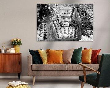 Parijs 60s van Jaap Ros