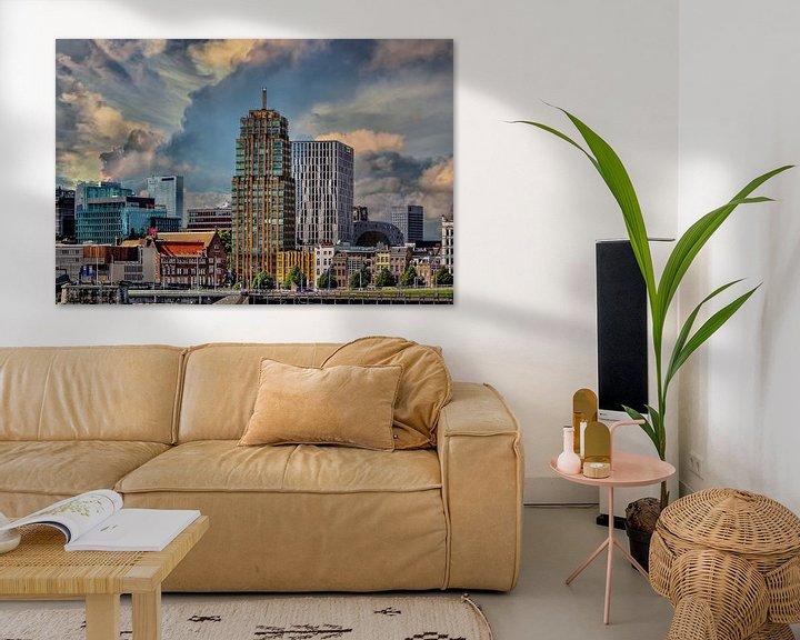 Beispiel: Rotterdam, Niederlande von Maarten Kost