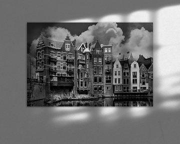 Black/White, Delfshaven, Rotterdam, The netherlands