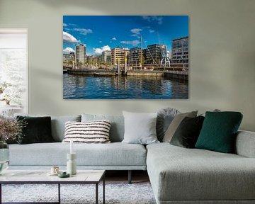 Hafencity in Hamburg von Sabine Wagner