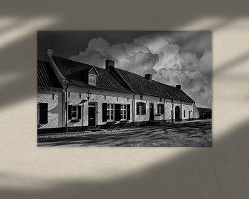 Balck/White, Thorn. Limburg, The Netherlands von Maarten Kost