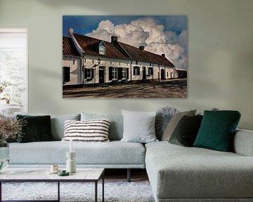 Clouds, Thorn, Limburg,The Netherlands van Maarten Kost