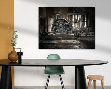 Machineraum von Olivier Photography