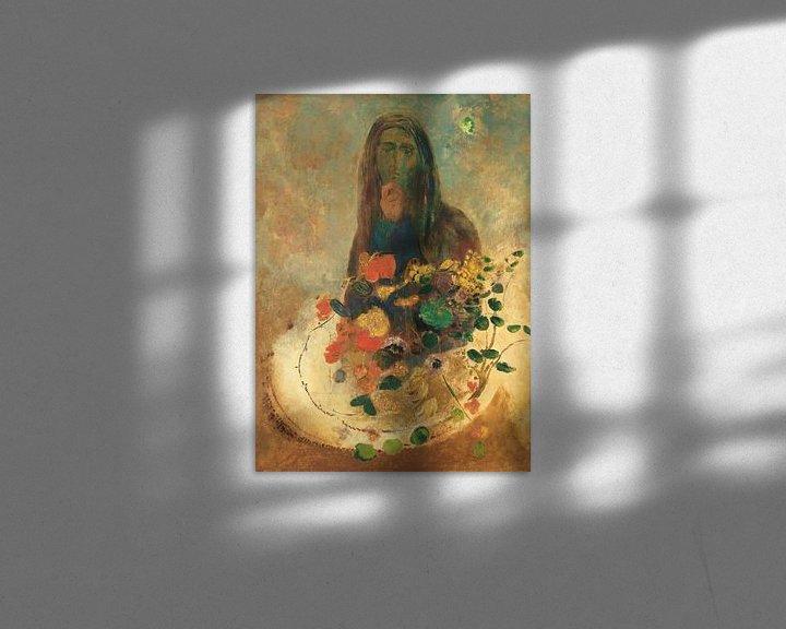 Beispiel: Mysterie, Odilon Redon
