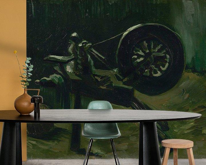 Beispiel fototapete: Bobbin Winder, Vincent van Gogh