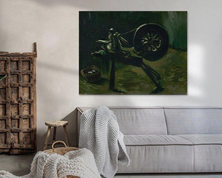 Beispiel: Bobbin Winder, Vincent van Gogh