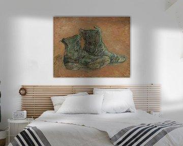 Schoenen, Vincent van Gogh