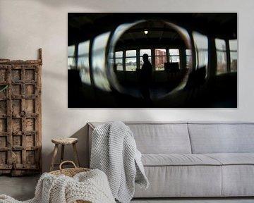 de SS Rotterdam met een bijzondere look von Pauline Aalfs