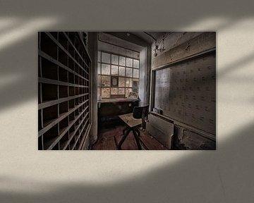 De gevangenis van Marius Mergelsberg