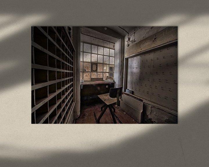 Beispiel: Das Gefängnis von Marius Mergelsberg