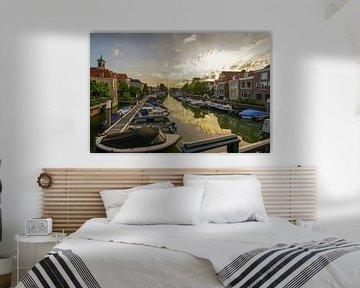 Dordrecht aan de Wijnhaven von Dirk van Egmond