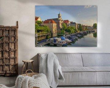 Wijnhaven in Dordrecht von Dirk van Egmond