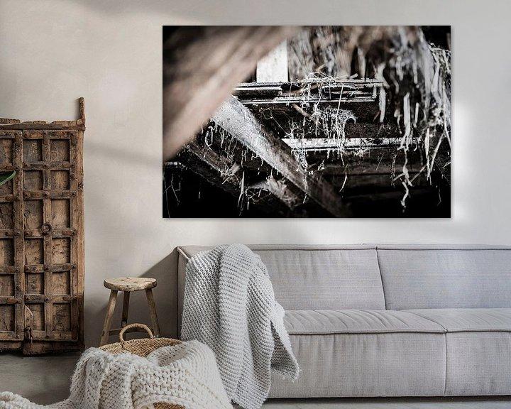 Sfeerimpressie: Old Farm #4 van Cristel Brouwer