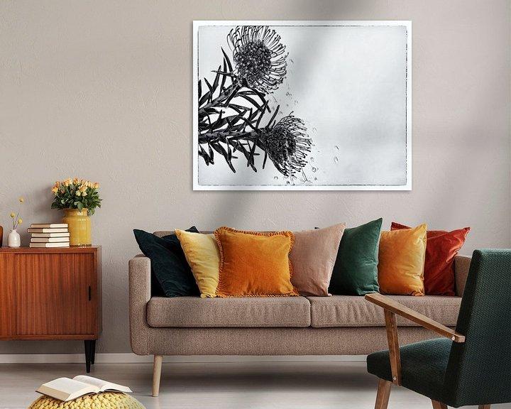 Beispiel: Flower Power #3 von Cristel Brouwer