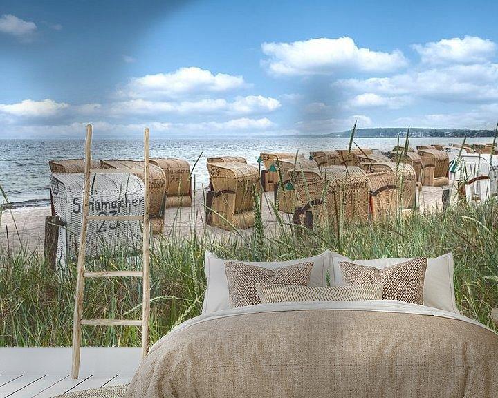 Beispiel fototapete: Sommer an der Ostsee von Frans Nijland
