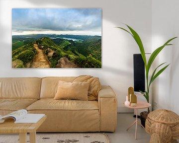 Miradouro da Boca do Inferno (Azoren)