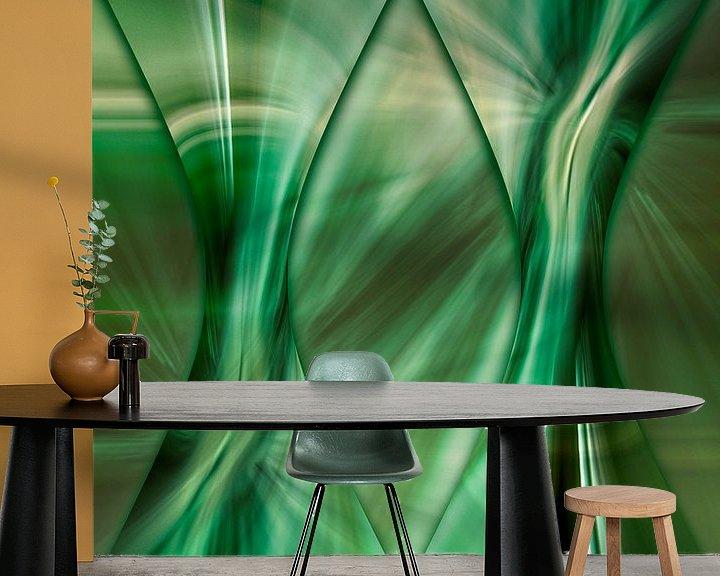 Sfeerimpressie behang: Tweeling van Dick Jeukens