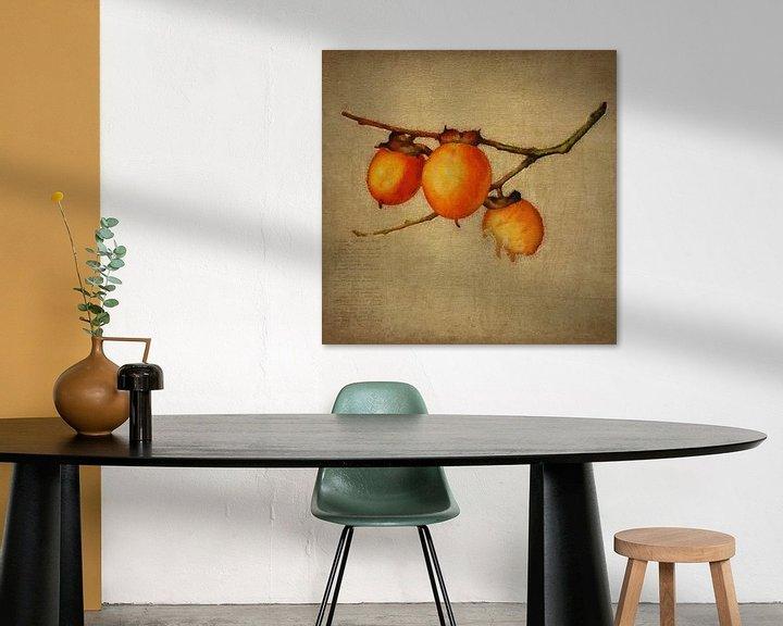 Sfeerimpressie: Oranje bessen van Jan Keteleer