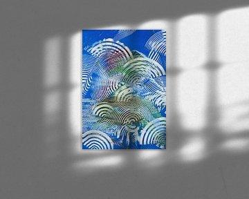 Blauwe boogjes von Bethina de Reus