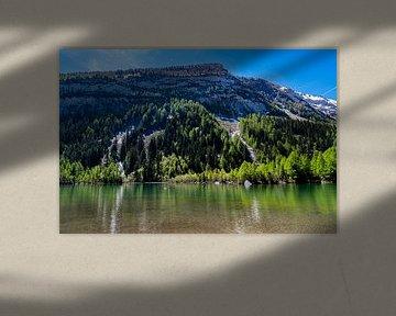 Lac de Derborence (2), Zwitserland
