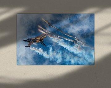Dark Falcon F16 van Joram Janssen