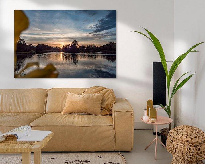Sfeerimpressie: Zonsondergang van Roy Vrinten