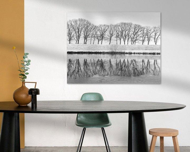 Sfeerimpressie: Sneeuw van Roy Vrinten