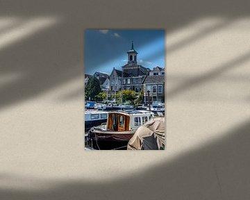 Boot Dordrecht van Marleen Kuijpers
