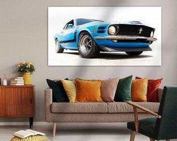 Mustang von marco de Jonge