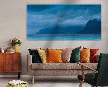 Vestfjord Iceland van Piet de Winter