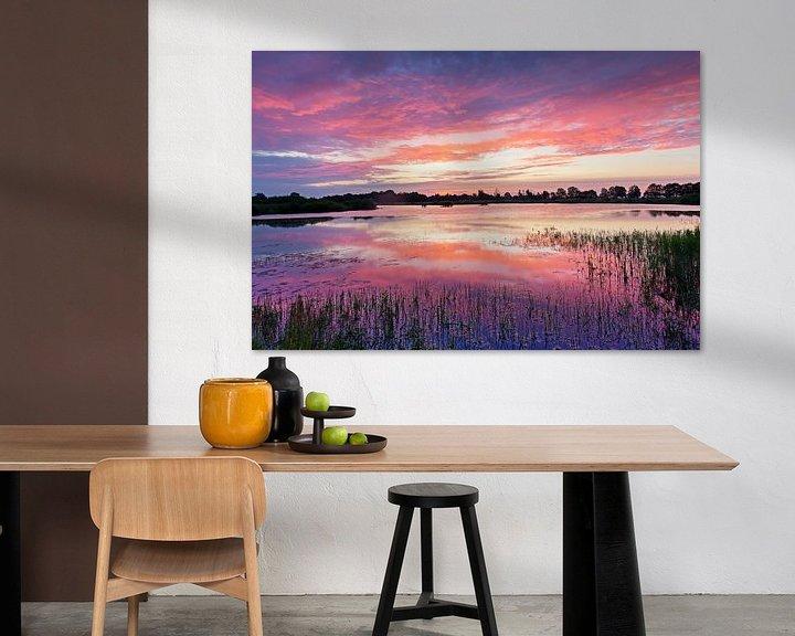 Sfeerimpressie: Kleuren van de dageraad van Anneke Hooijer