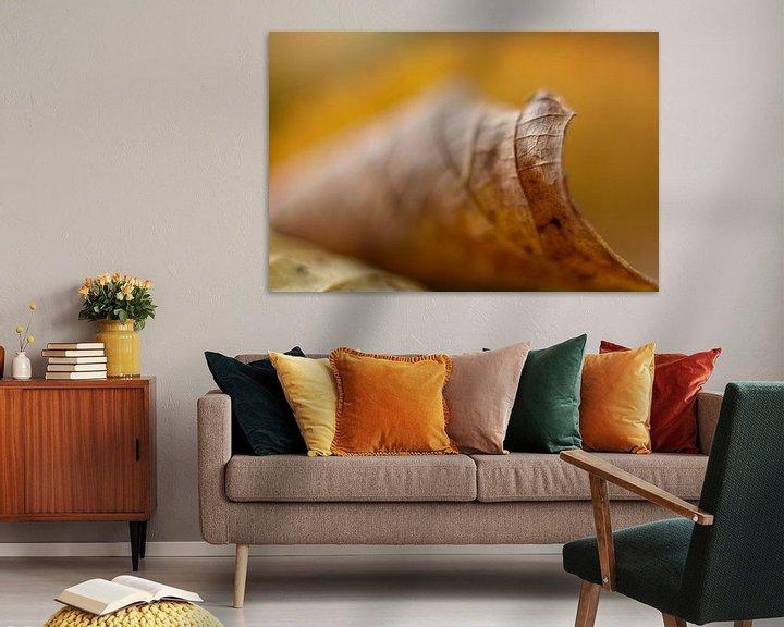 Sfeerimpressie: Autumn Leave van Charlene van Koesveld