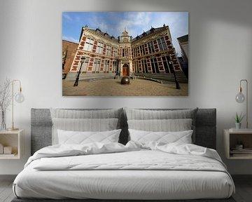 Academiegebouw op Domplein in Utrecht von In Utrecht