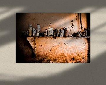 Pastel 02 van Mark Isarin | Fotografie