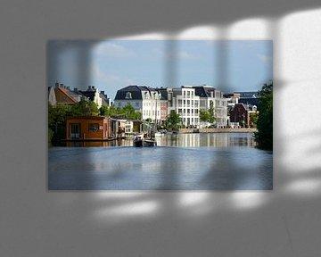 De Hoopkade in de woonwijk Op Buuren in de gemeente Stichtse Vecht van In Utrecht