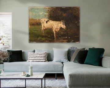Witte koe, Willem Maris