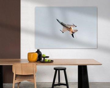 LM F-16 Fighting Falcon van Wim Stolwerk