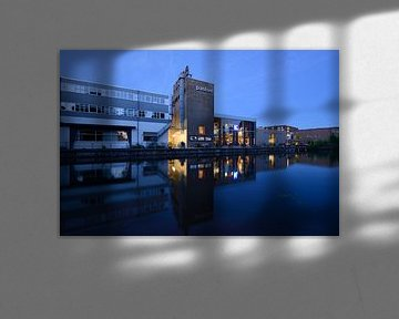 Oude Pastoefabriek in Utrecht met de restaurants Het Ketelhuis Utrecht & De Zagerij van Donker Utrecht
