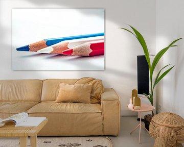 Kleurpotloden van Marco van den Arend