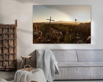 Cederberg Sunset van Andreas Jansen