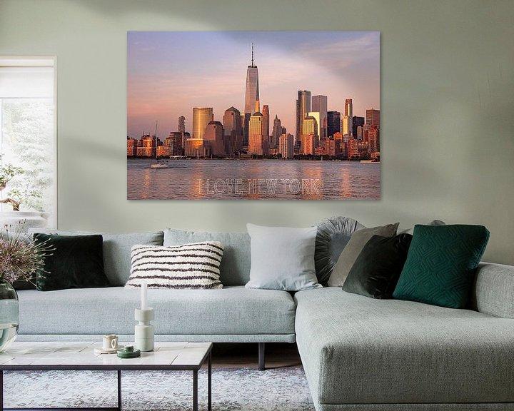 Sfeerimpressie: NYC: I love New York van Coby Bergsma