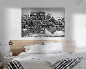 Marken in Holland von Carla van Zomeren