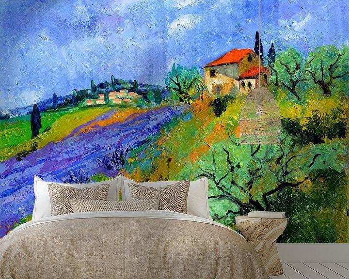 Beispiel fototapete: Provence von pol ledent