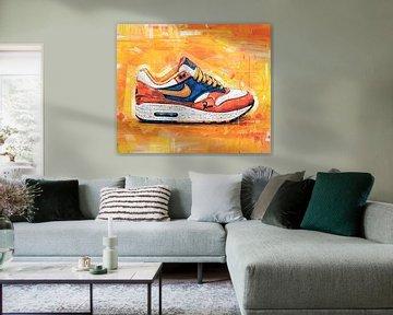 Nike air max 1 x Parra Albert Heijn van Jos Hoppenbrouwers