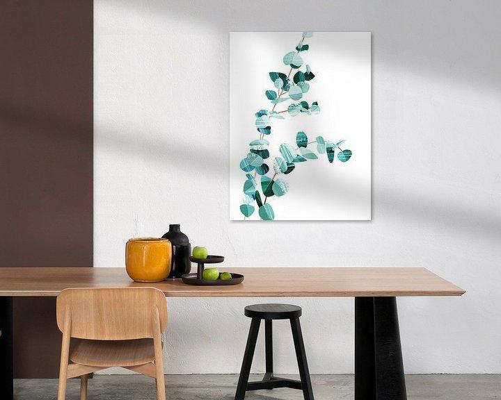 Beispiel: Eucalyptus II von Goed Blauw